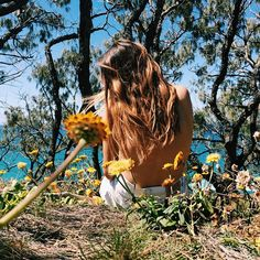 Dreamin-Bohemian : Natural Freedom in Nature. Beauty.