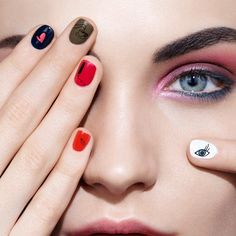 The Beauty News: Lancome Sonia Rykiel Fall 2016 Collection