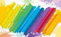 Abstract rainbow background Free vector in Adobe Illustrator ai ...