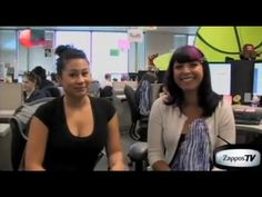 American employee culture at Zappos