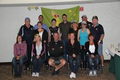 Tour Group with Grant Balfour & Travis Blackley