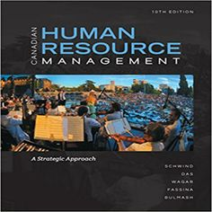 Solution manual for accounting for decision making and control 8th instant download by solutions manual for canadian human resource management a strategic approach canadian 10th edition fandeluxe Image collections