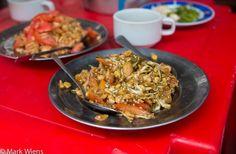 About Myanmar Lahpet Thoke Salad