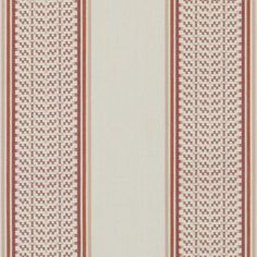 Pattern #:15635-17 Pattern Name: GIDEON, ROSE Book #2934 - Lipstick, Poppy: Tilton Fenwick Collection