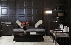 Chic Paneled Walls - Yahoo Image Search Results