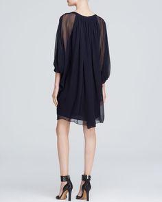 DIANE von FURSTENBERG Dress - Fleurette Silk | Bloomingdale's