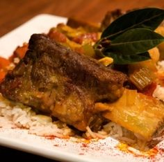 Oven Baked Beef Short Ribs Recipe