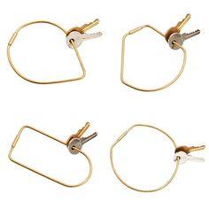 countour key rings