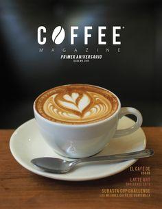 Edición 8  Celebramos nuestro primer aniversario, conociendo uno de los mejores cafés del mundo, el de Cobán, entrevista a Guatemaltecos en Europa entre otras cosas mas. Disfrútala.
