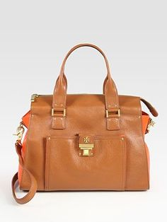 I would kill for this Tory Burch Satchel