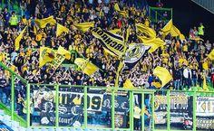 Matchday! 18.30 uur Helmond Sport vs Roda JC #voluitvak #truesupport #SamenHandhaven