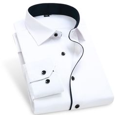 2015 Fashion Patchwork Men Dress Shirts Contrast C Price: $0 Buy From AliExpress:http://5.gp/ngj8
