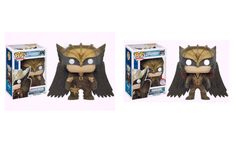Hawkman & Hawkgirl funko pop!💕🎁
