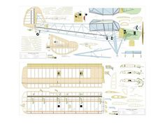 Fieseler Storch - plan thumbnail