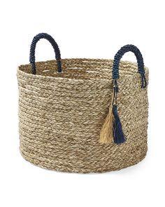 Tassel BasketTassel Basket
