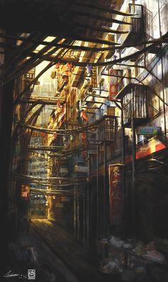 Kowloon by AnthonyChristou on DeviantArt