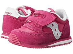 Saucony Kids Baby Jazz Crib (Infant) Paradise Pink - Zappos.com Free  Shipping
