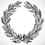 olive wreath symbol - Google Search