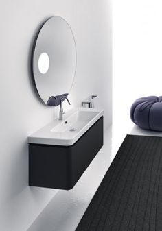 Catalano Projections cabinet & washbasin.