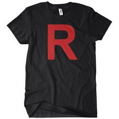 Team Rocket T-Shirt TShirt & Apparel - Team Rocket T-Shirt                                                                                                                                                      More