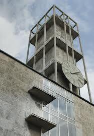 Århus rådhus by Arne Jacobsen
