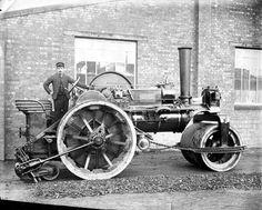 Allen & Son Oxfordshire Steam Ploughing Co, Oxford, Oxfordshire