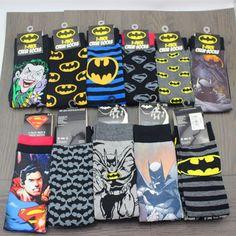 Avengers Marvel cartoon socks Batman superman Joker cosplay Fashion sock novelty Funny Casual men sock Spring Summer socks Hot  Price: $ 8.99   #QUALITY #AWESOMEPRODUCTS #FREESHIPPING #GETSOCKED