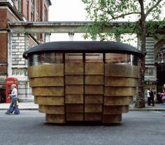 Paper House « Heatherwick Studio (Part 1: Closed)