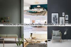 Tendencias de decoración Otoño-invierno 2017-2018 | DECOLIFE http://www.decolife.es/tendencias-de-decoracion-otono-invierno-2017-2018/