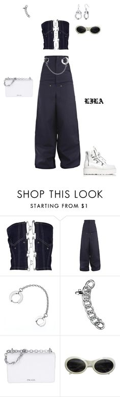 """""""Official."""" by fashionoise ❤ liked on Polyvore featuring Vetements, Prada, Gucci and Puma"""