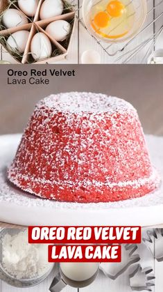 Fun Desserts, Delicious Desserts, Dessert Recipes, Yummy Food, Fun Baking Recipes, Sweet Recipes, Yummy Treats, Sweet Treats, Lava Cakes