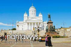 tourist attraction Learn Finnish, Finnish Words, Finnish Language, Language Study, Helsinki, Vocabulary, Fun Facts, Traveling, Learning
