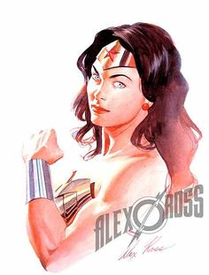 Wonder Woman - Alex Ross