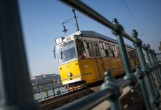 Tram No.ride to gellert hill, budapest. The Top 10 most beautiful tramlines of the world by National Geographic. Visit Budapest, Budapest Hungary, My Town, Central Europe, Mongolia, Sheffield, Pinterest Marketing, National Geographic, Romania