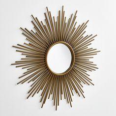 Image Miroir soleil Ø80 cm, Soledad AM.PM.