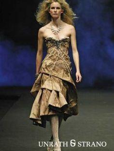 Paris Haute-Couture Fashion