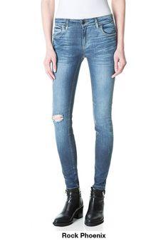 Modelo ULTRA: High Rise / Skinny Fit / Skinny Leg! AY NOT DEAD en Charmè