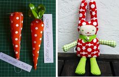 Easter and Spring–Sewing and Craft Ideas | MADE