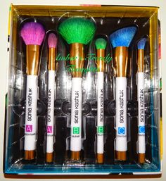 Amber's Trendy Thoughts!: Sonia Kashuk Limited Edition Small Brush Set