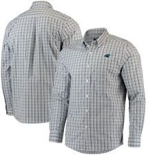 3387be90b Carolina Panthers Cutter   Buck Epic Easy Care Gilman Plaid Long Sleeve. NFL  Team Accessories