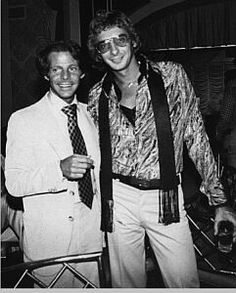 Ron Dante and Barry Manilow