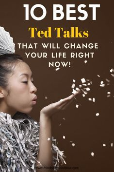 If you've ever watched a TED Talk you'll understand their ability to totally change the way you think - which means they have the ability to change your life. These are some of the best TED Talks to help you improve your life and boost your happiness. Ted Talks Motivation, Types Of Motivation, Self Motivation, Self Development Books, Personal Development, Feeling Down, How Are You Feeling, Best Ted Talks, Find Quotes