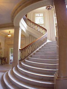 All sizes | Pittock Mansion stairway | Flickr - Photo Sharing!
