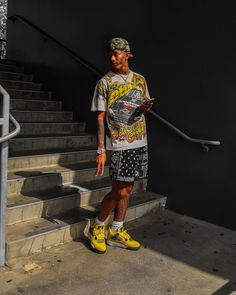 Dope Outfits For Guys, Swag Outfits Men, Men's Outfits, Casual Outfits, Fashion Outfits, Street Style Outfits Men, Street Outfit, Street Wear, Fashion Killa
