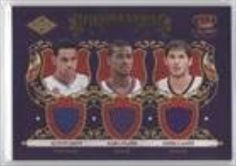Brought to you by Avarsha.com: <div><div>2009-10 Crown Royale Rookie Royalty Materials #5 - Austin Daye, Earl Clark, Omri Casspi</div><ul><li>Serial #152/499</li><li>Sport: Basketball</li><li>Great for any Austin Daye, Earl Clark or Omri Casspi fan</li><li>This is a collectible trading card.</li></ul><div>Serial #152/499</div></div>