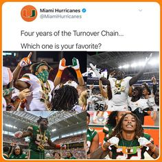 """RCU🍊 We are florida🧡 on Instagram: """"Which one is y'all favorite Miami turnover chain?🤔👀"""""""