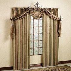 「スカーフヴァランス」のベストアイデア 25 選 pinterest のおすすめ 窓のスカーフ、カーテンの
