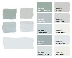 soothing paint colors I particularly like coconut husk ...