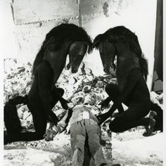 "Jean Cocteau, 'Le Testament d'Orphée"", 1959'  Photo: Yves Mirkine"