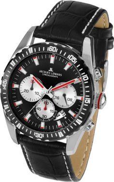 4551663400b Jacques Lemans Montreal 1-1801C Men s Watch